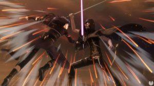 Sword Art Online Fatal Bullet ArFA-sys