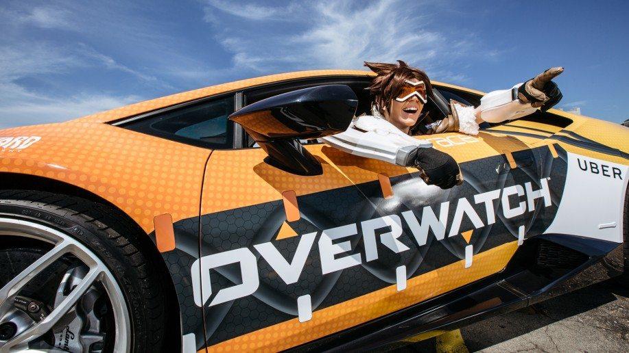 Blizzard Overwatch Autos