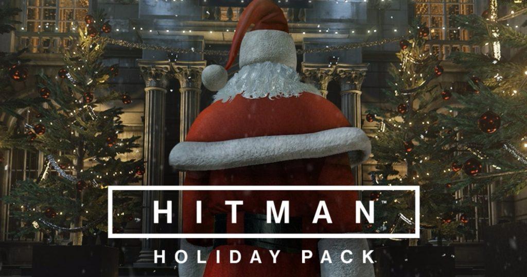 Hitman Holiday Pack