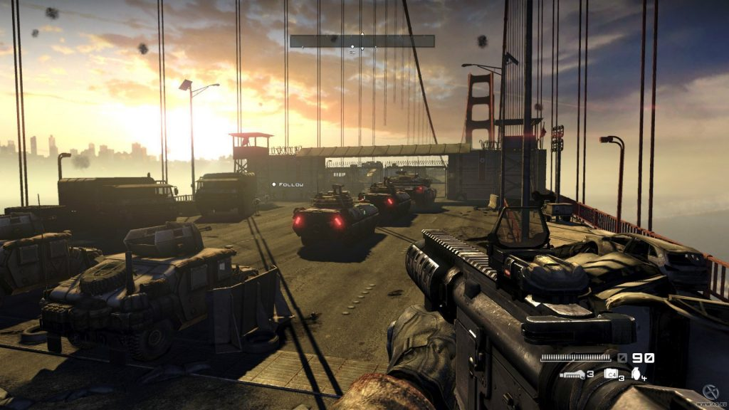 HomeFront game 2
