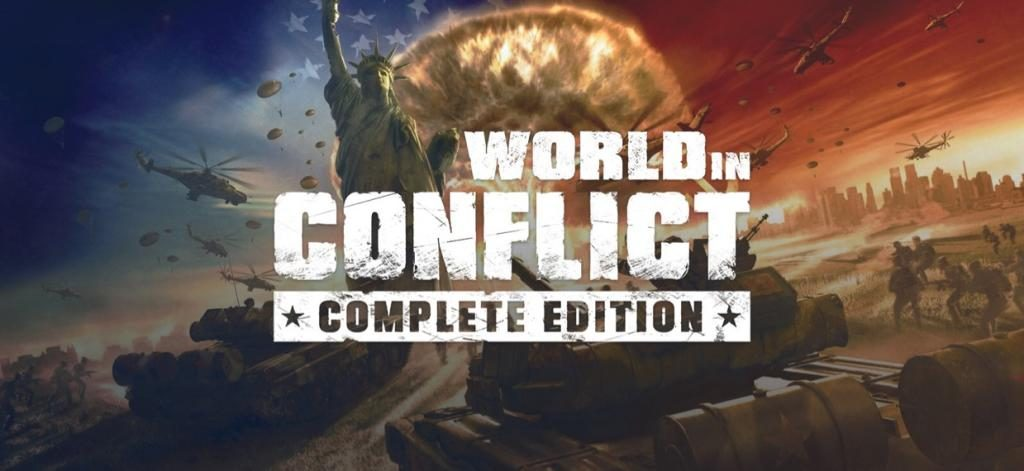 Ubisoft - World in Conflict