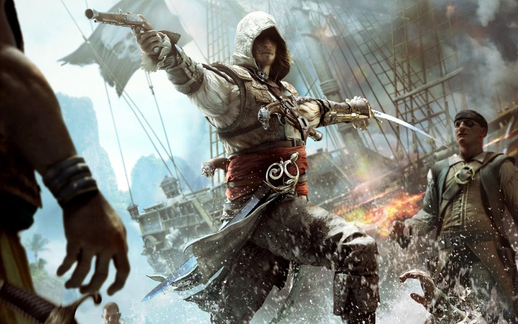 Ubisoft regala - Assassin's Creed IV