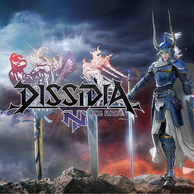 PlayStation Dissidia Final Fantasy NT