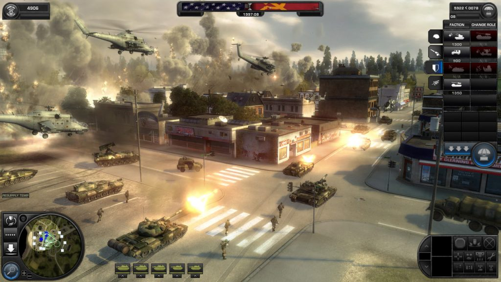 World in Conflict Game