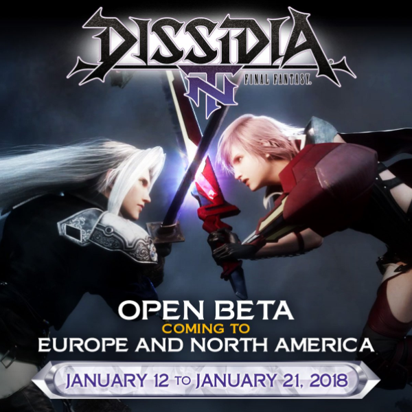 Dissidia Final Fantasy NT Beta
