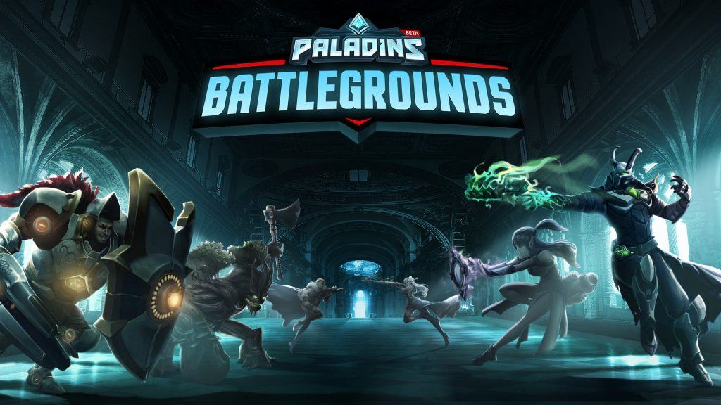Paladins Battlegrounds