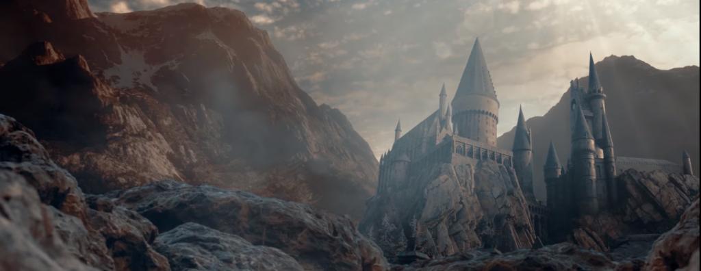 Voldemort: Origins of the Heir hogwarts