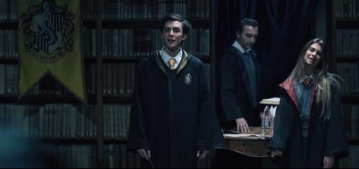 Voldemort: Origins of the Heir magos