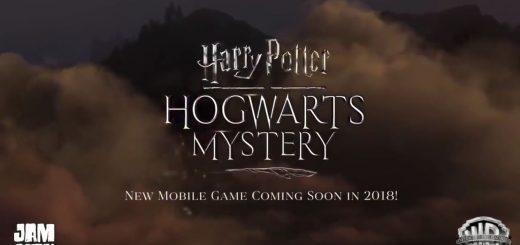 Harry Pooter Hogwarts Mystery