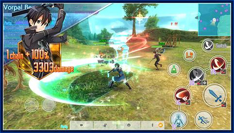 Sword Art Online Integral Factor Game
