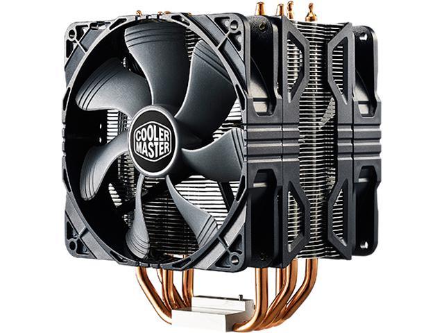 Disipador de calor con ventiladores