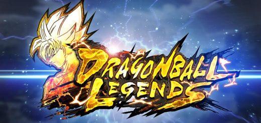 Dragon Ball Legends Portada