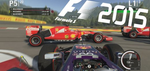 F1 2015 Game 1