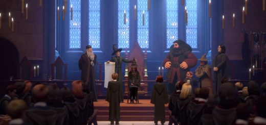Harry Potter Hogwarts Mystery Casa