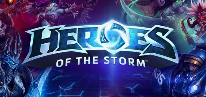 Heroes of the Storm Parche.