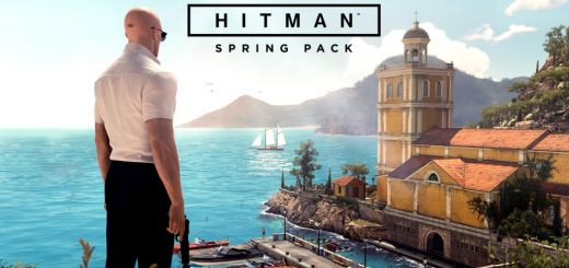 Hitman Spring Pack