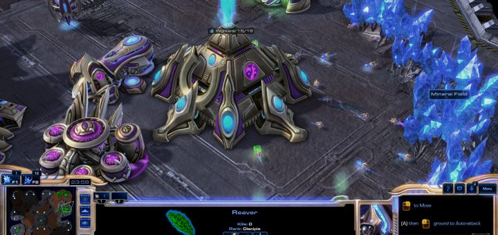 StarCraft II Mod Escala