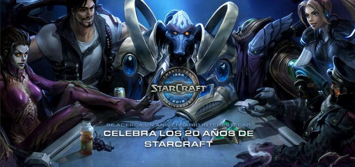 Starcraft 20 aniversario