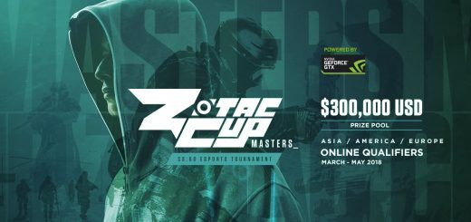 Zotac Cup Masters CSGO