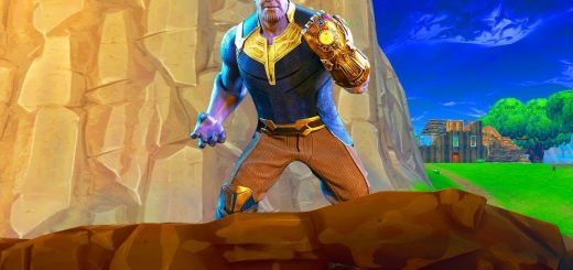 Fornite x Avengers