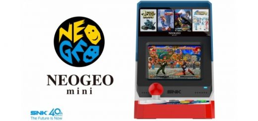 Neo Geo mini Asia