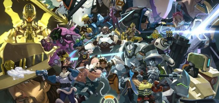 Overwatch Segundo Aniversario
