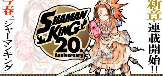 Shaman King aniversario