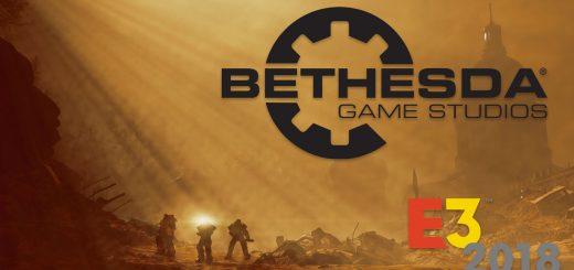 Bethesda E3 2018