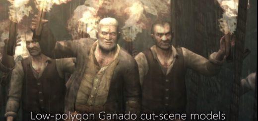 Resident Evil 4 HD mod