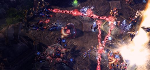 StarCraft II parche 4.4