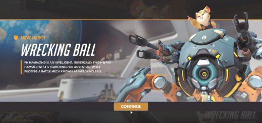 Wrecking Ball - Hammond