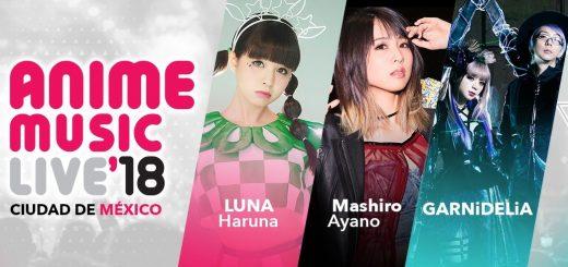 anime music live'18
