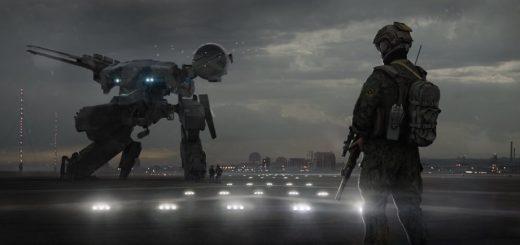 Metal Gear día 1