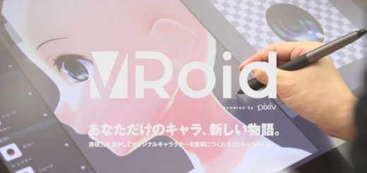 VRoid Pixiv