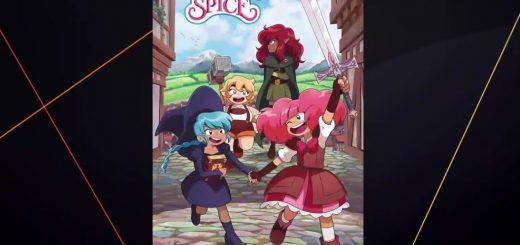 Crunchyroll High Guardian Spice