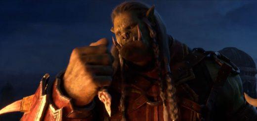 World of Warcraft Battle for Azeroth - Varok Saurfang
