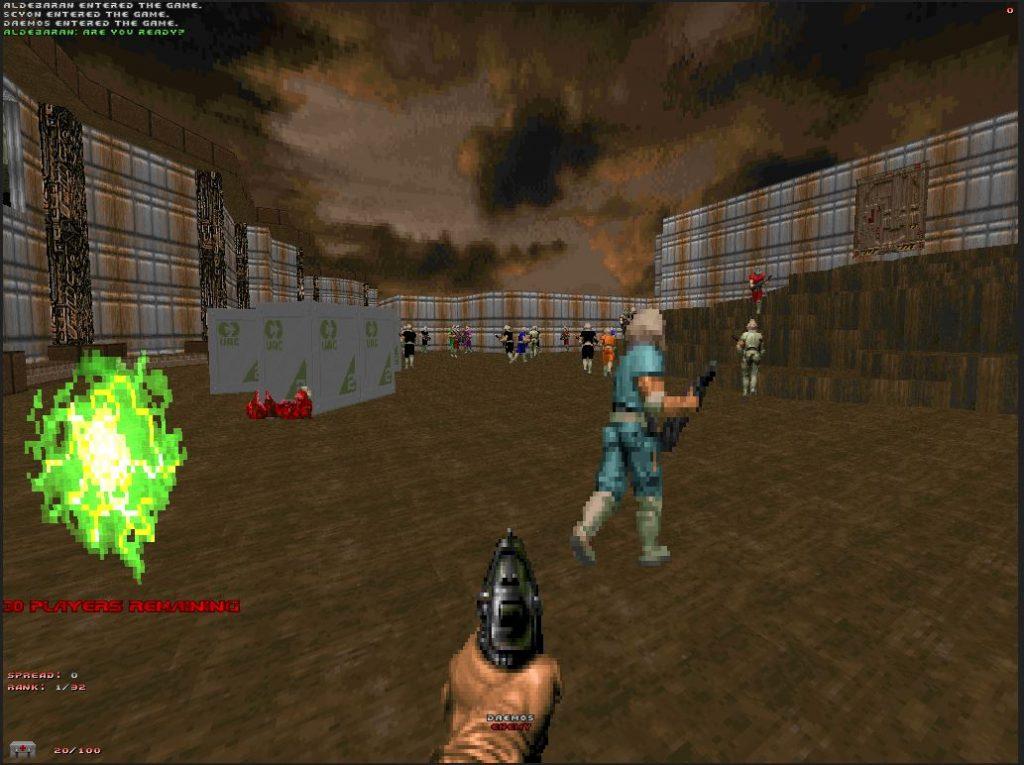 Doom 2 mod