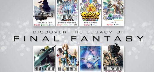 Final Fantasy Legacy