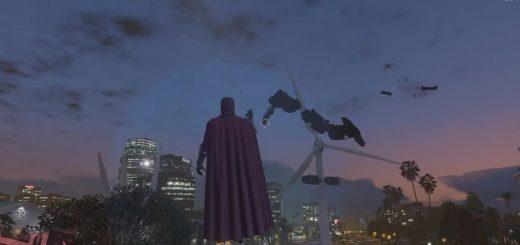 GTA V Magneto