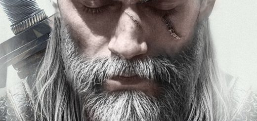 The Witcher Henry Cavil Geralt de Rivia