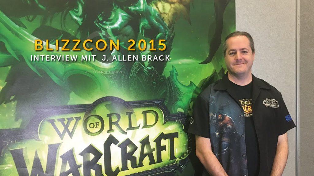 J. Allen Brack - Blizzard