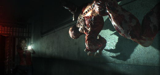 Resident evil 2 Remake Licker 2