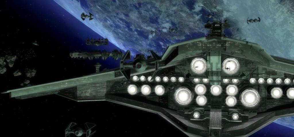 Star Wars Empire at War Mod game