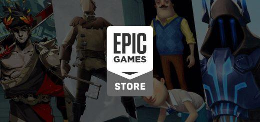 Epic Games lanza su tienda