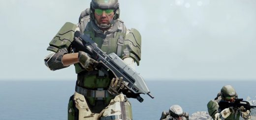 Arma III mod Operation TREBUCHET - 5