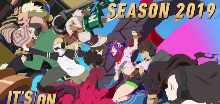 League of Legends anime
