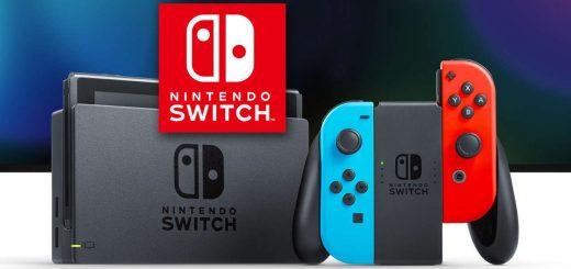 Lo mejor de Nintendo switch 2018