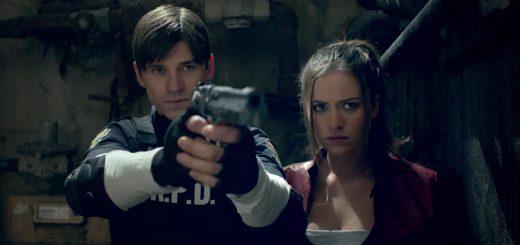 Resident Evil 2 Remake Live Action Trailer