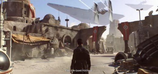 Star Wars EA cancela juego de mundo abierto