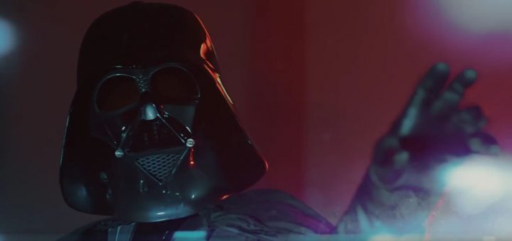 Star Wars Theory Vader fan film episodio 1